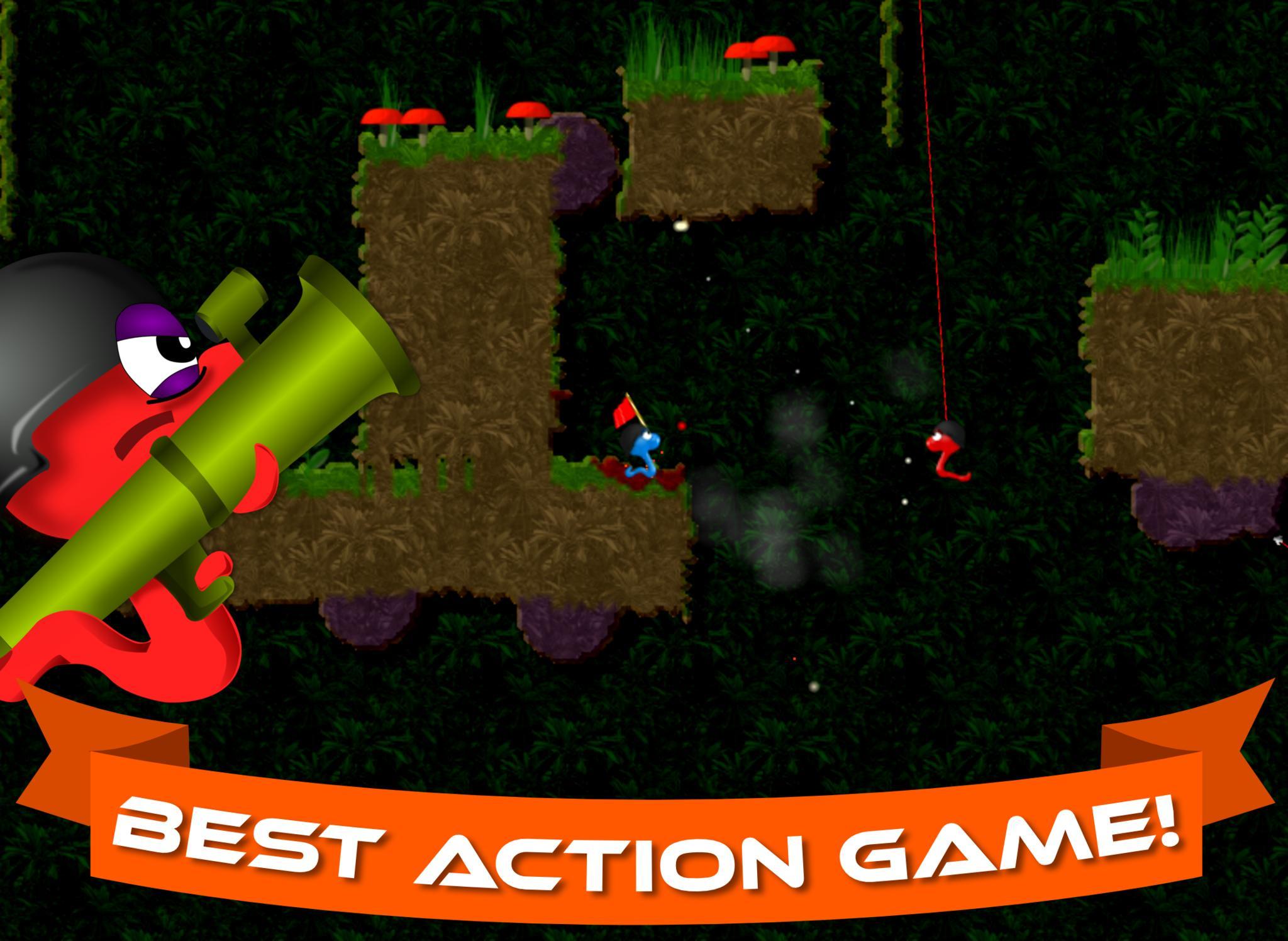 Annelids Online battle 1.115.2 Screenshot 13