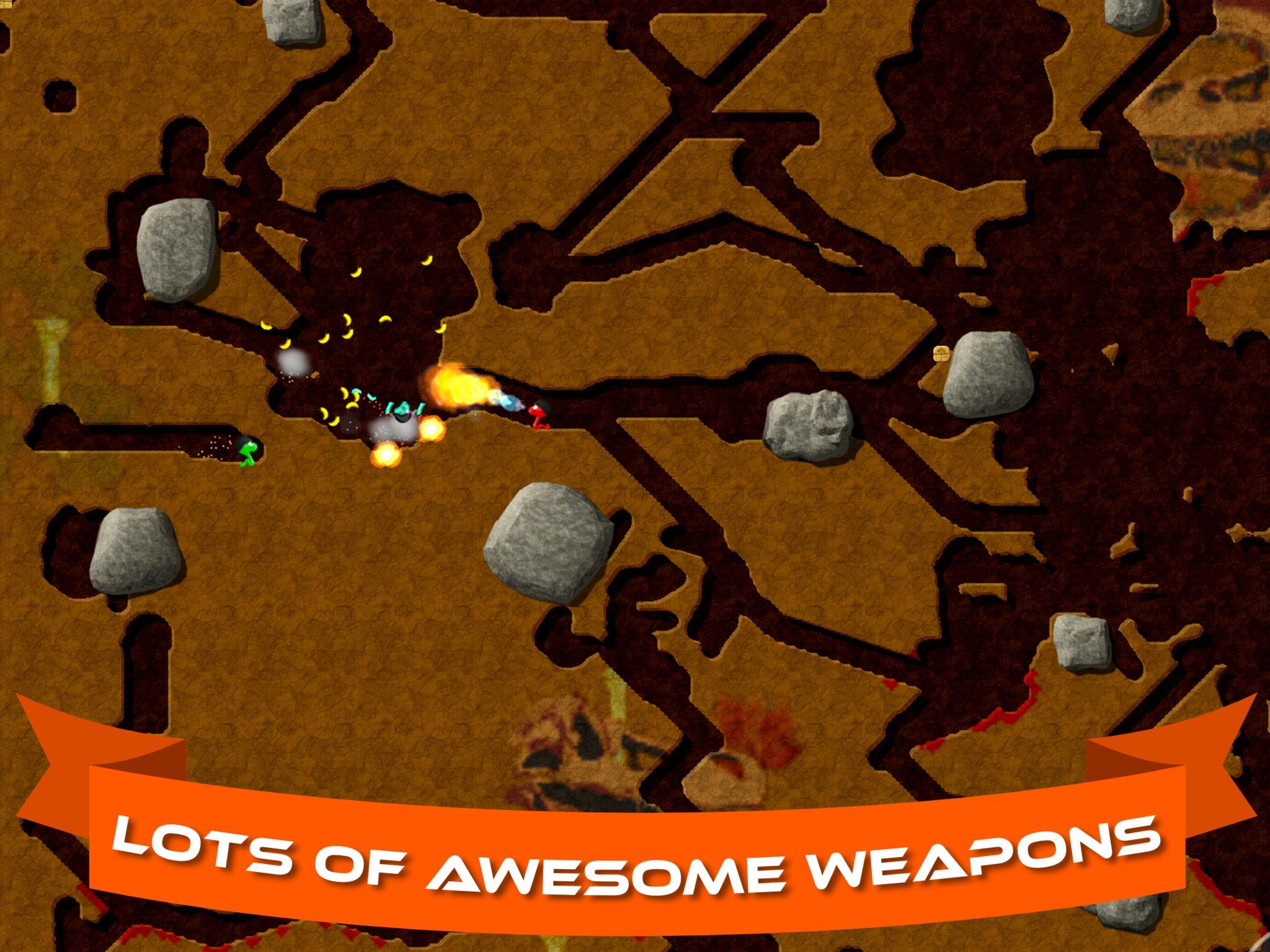 Annelids Online battle 1.115.2 Screenshot 16
