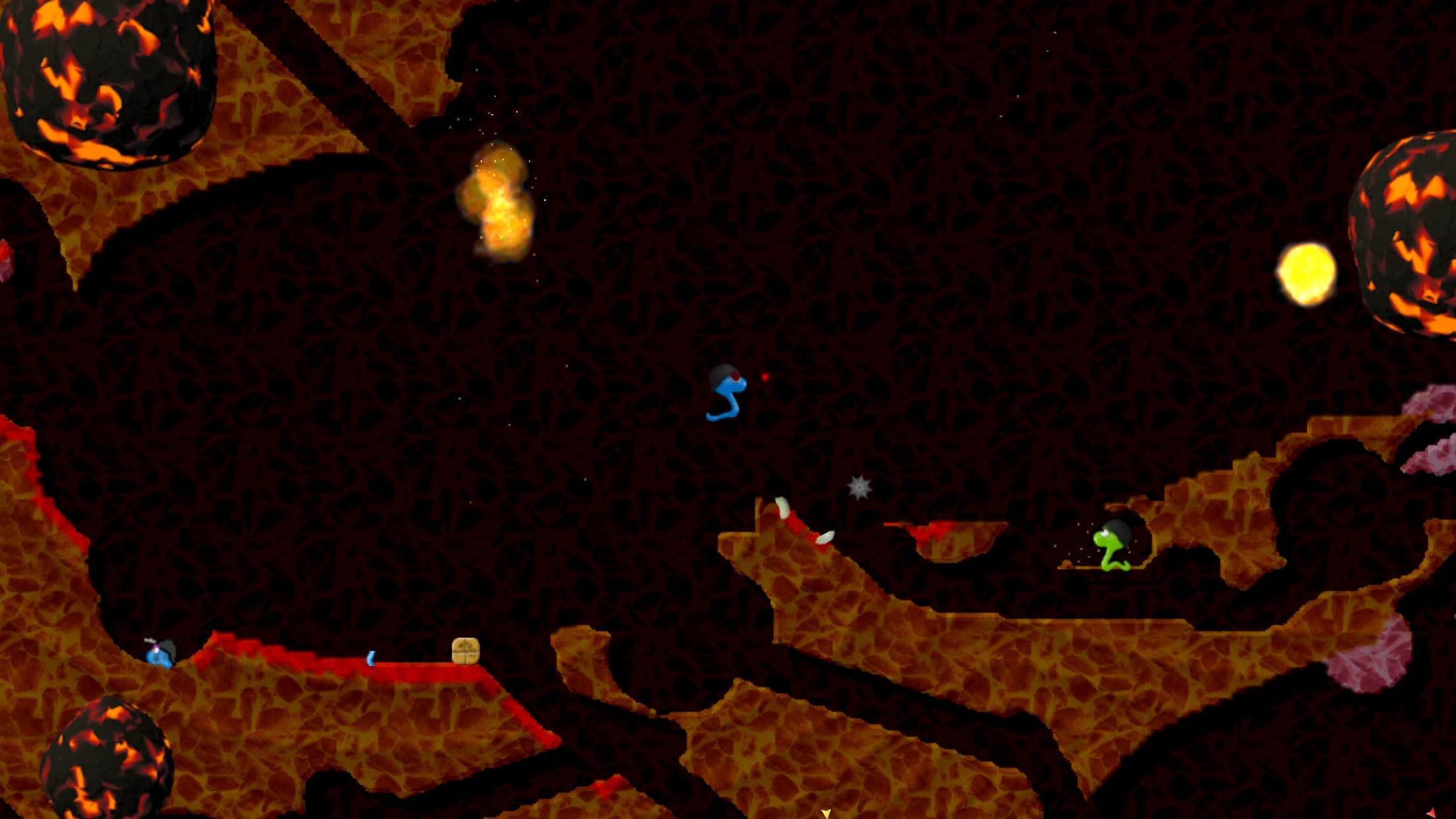 Annelids Online battle 1.115.2 Screenshot 4