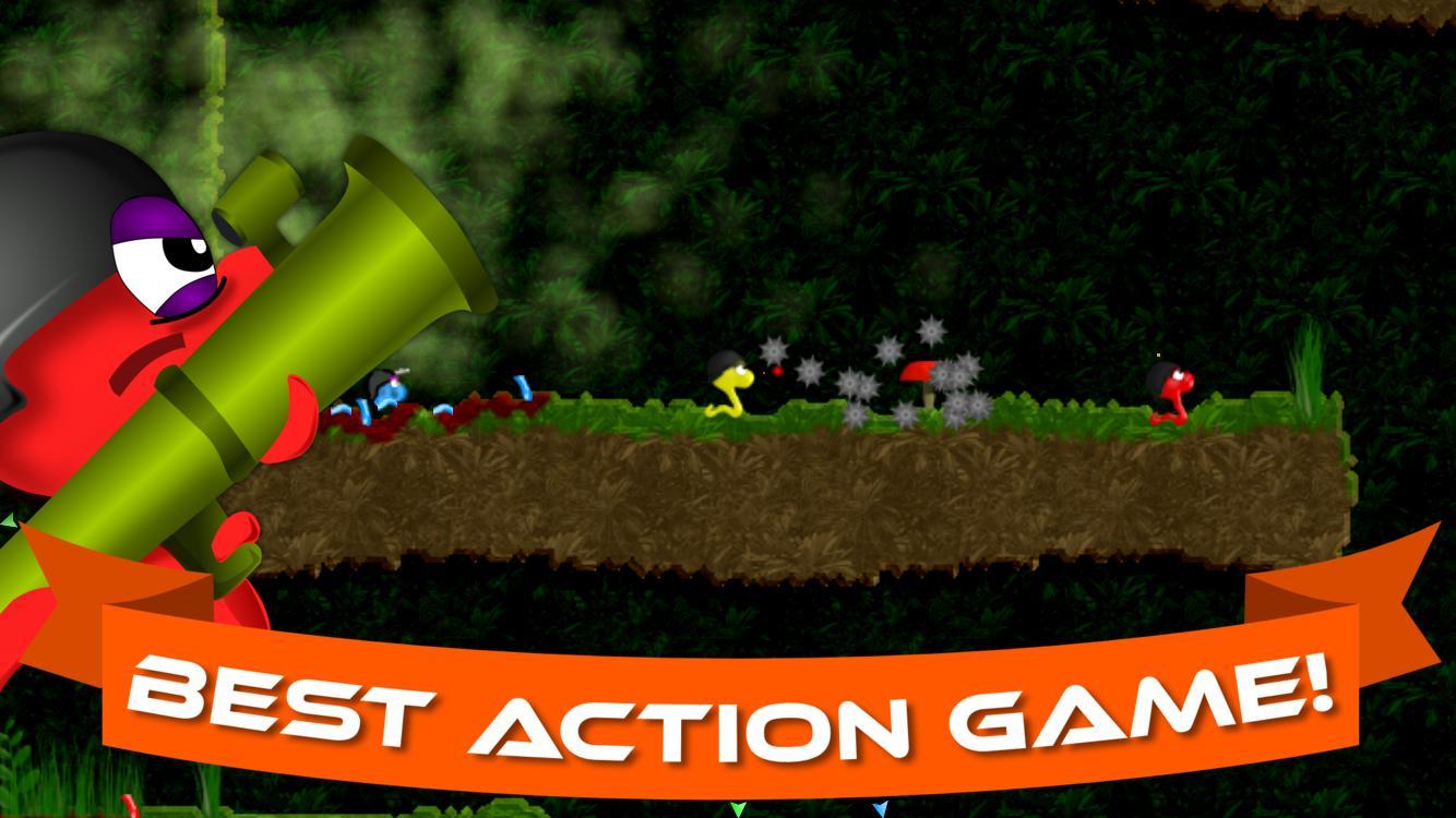 Annelids Online battle 1.115.2 Screenshot 5