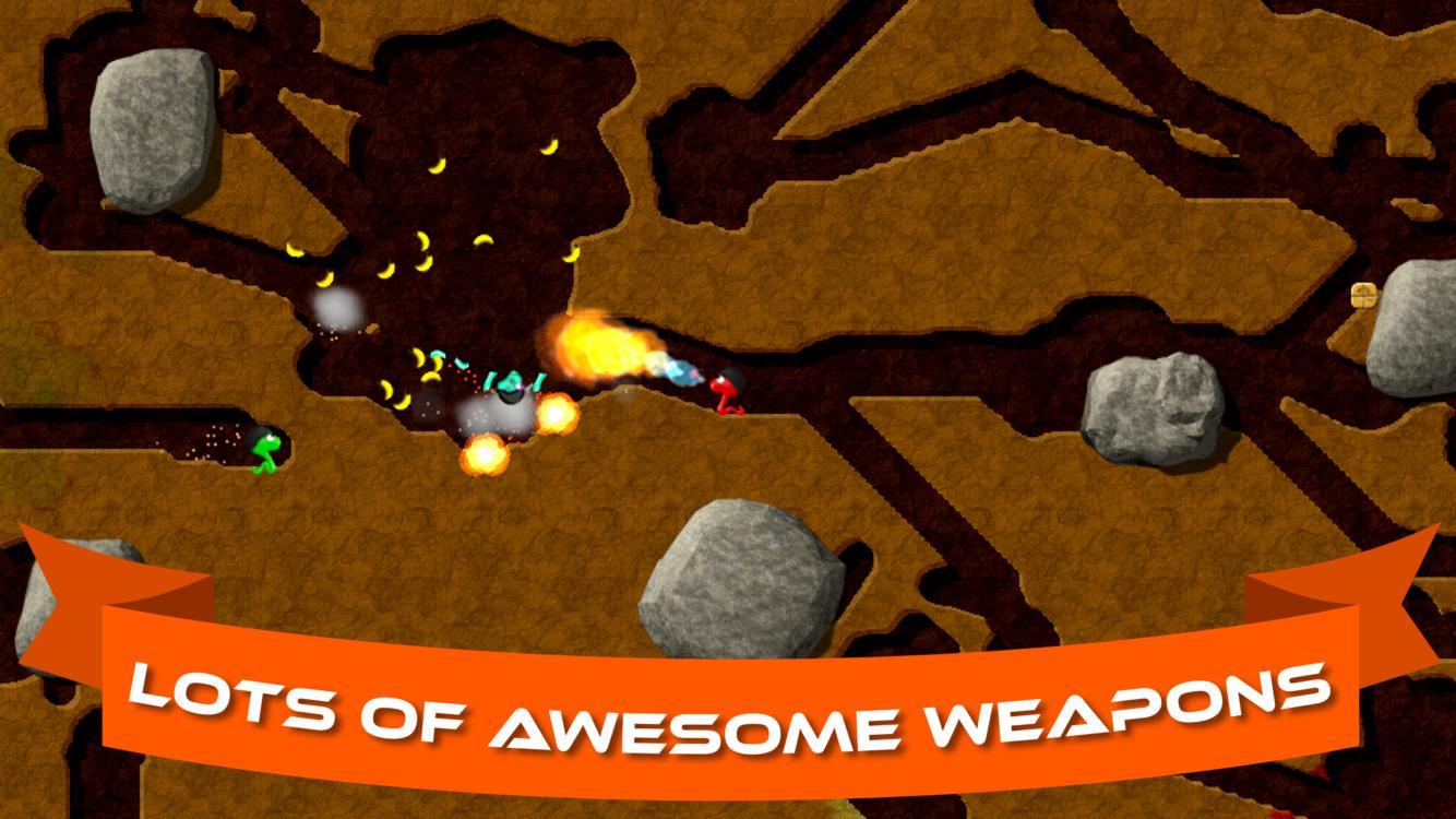 Annelids Online battle 1.115.2 Screenshot 6