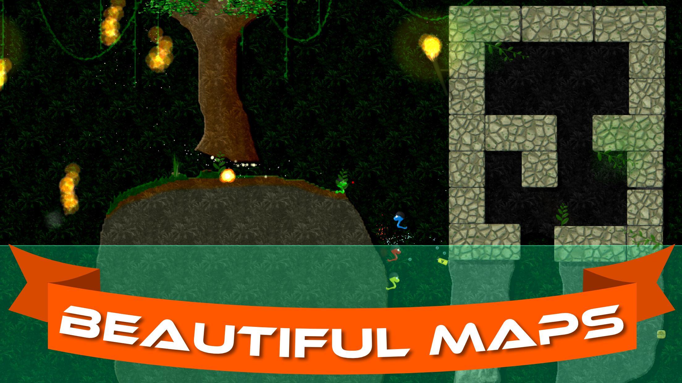 Annelids Online battle 1.115.2 Screenshot 8