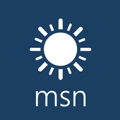 MSN Weather - Forecast & Maps app icon