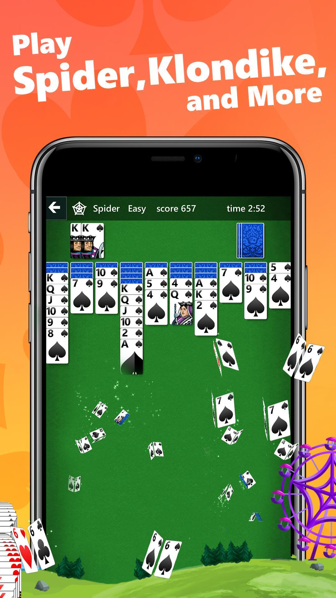 Microsoft Solitaire Collection 4.7.7160.1 Screenshot 2