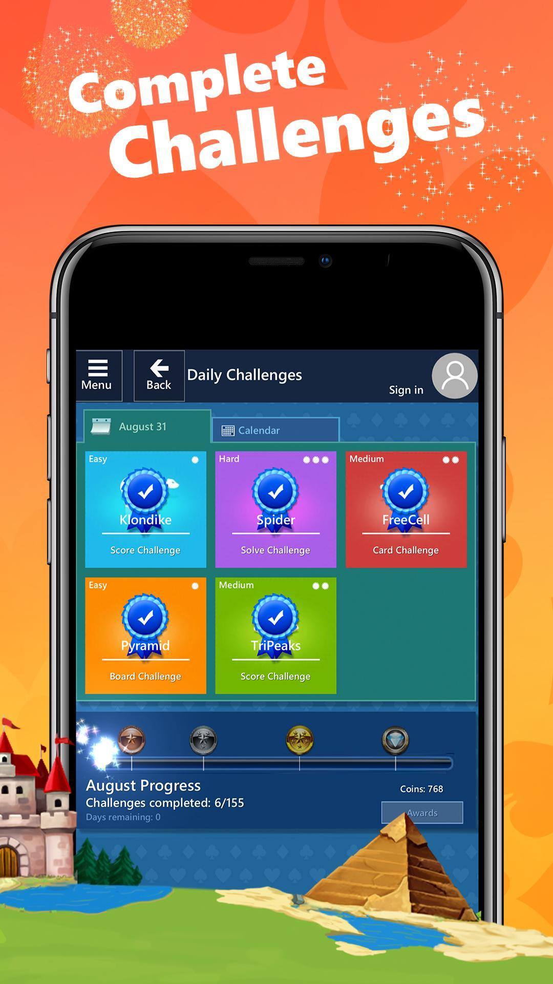 Microsoft Solitaire Collection 4.7.7160.1 Screenshot 4