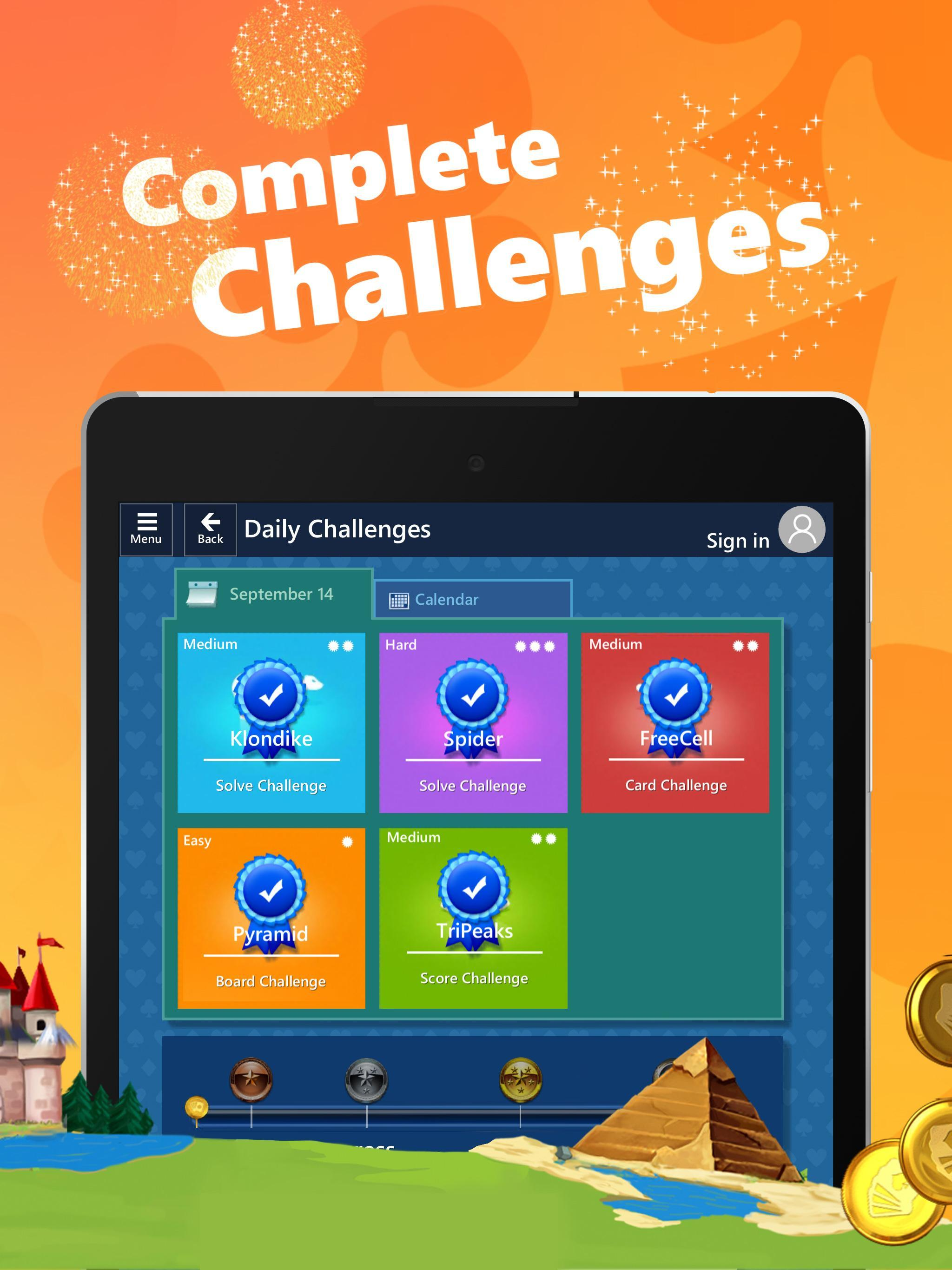 Microsoft Solitaire Collection 4.7.7160.1 Screenshot 9