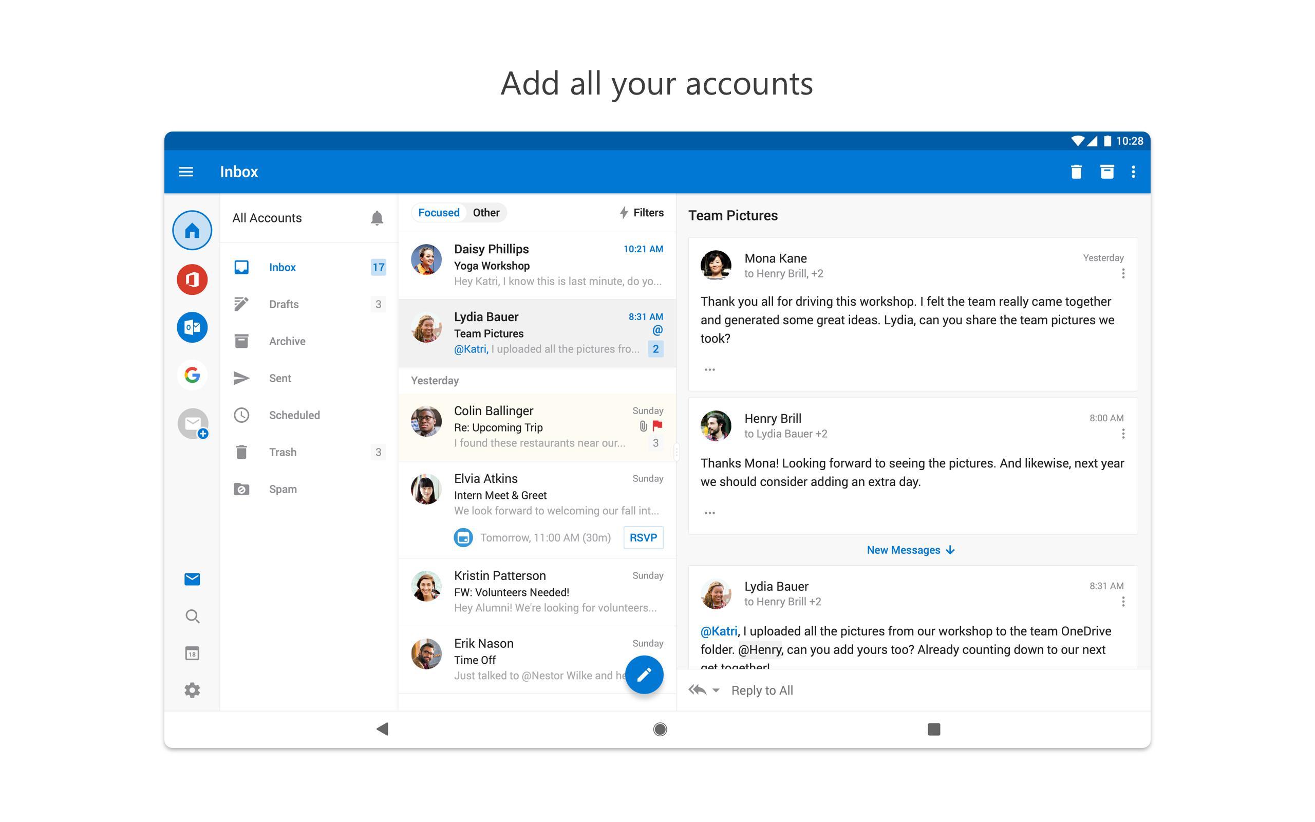 Microsoft Outlook 4.2045.1 Screenshot 11