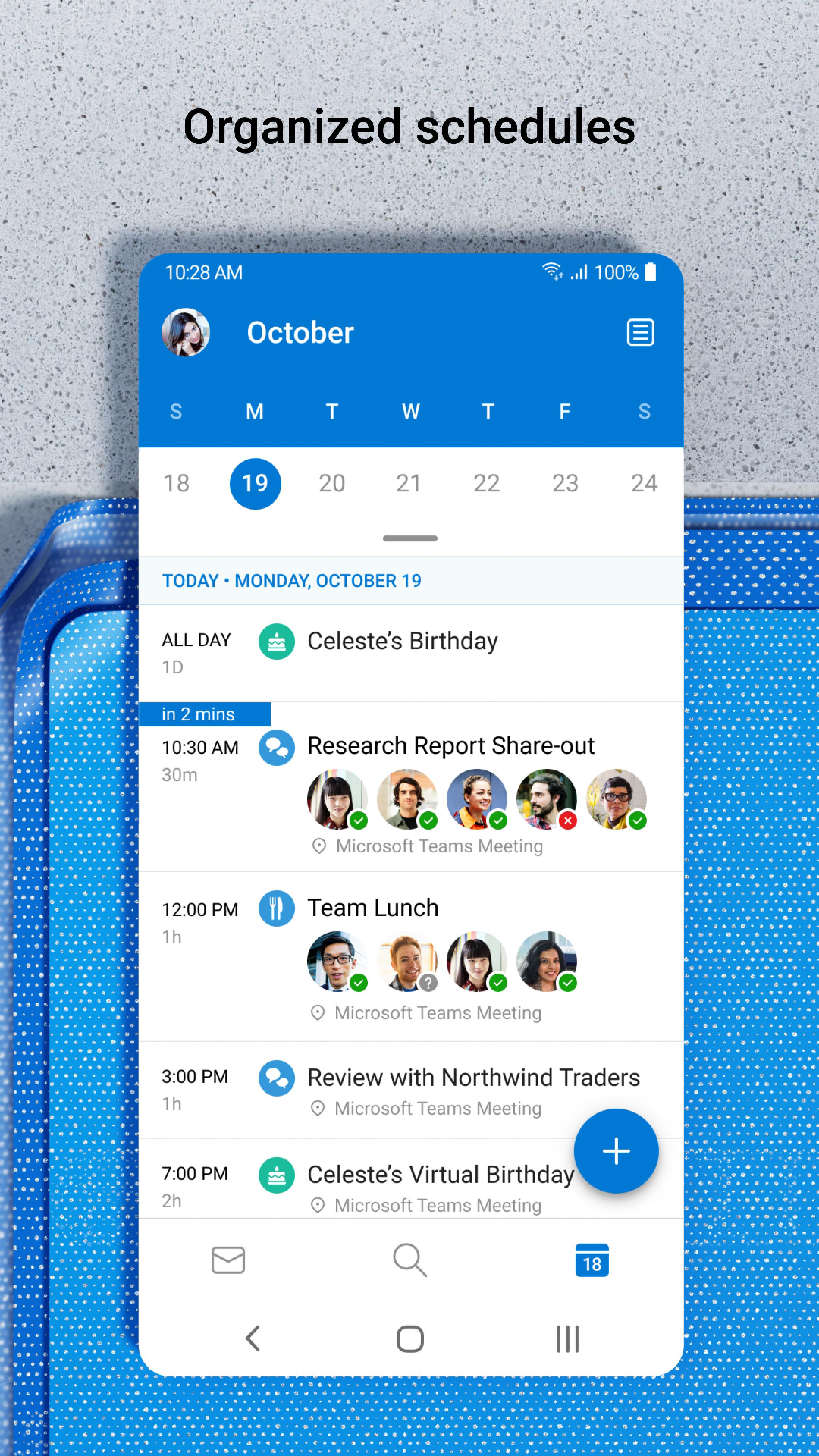 Microsoft Outlook 4.2045.1 Screenshot 3