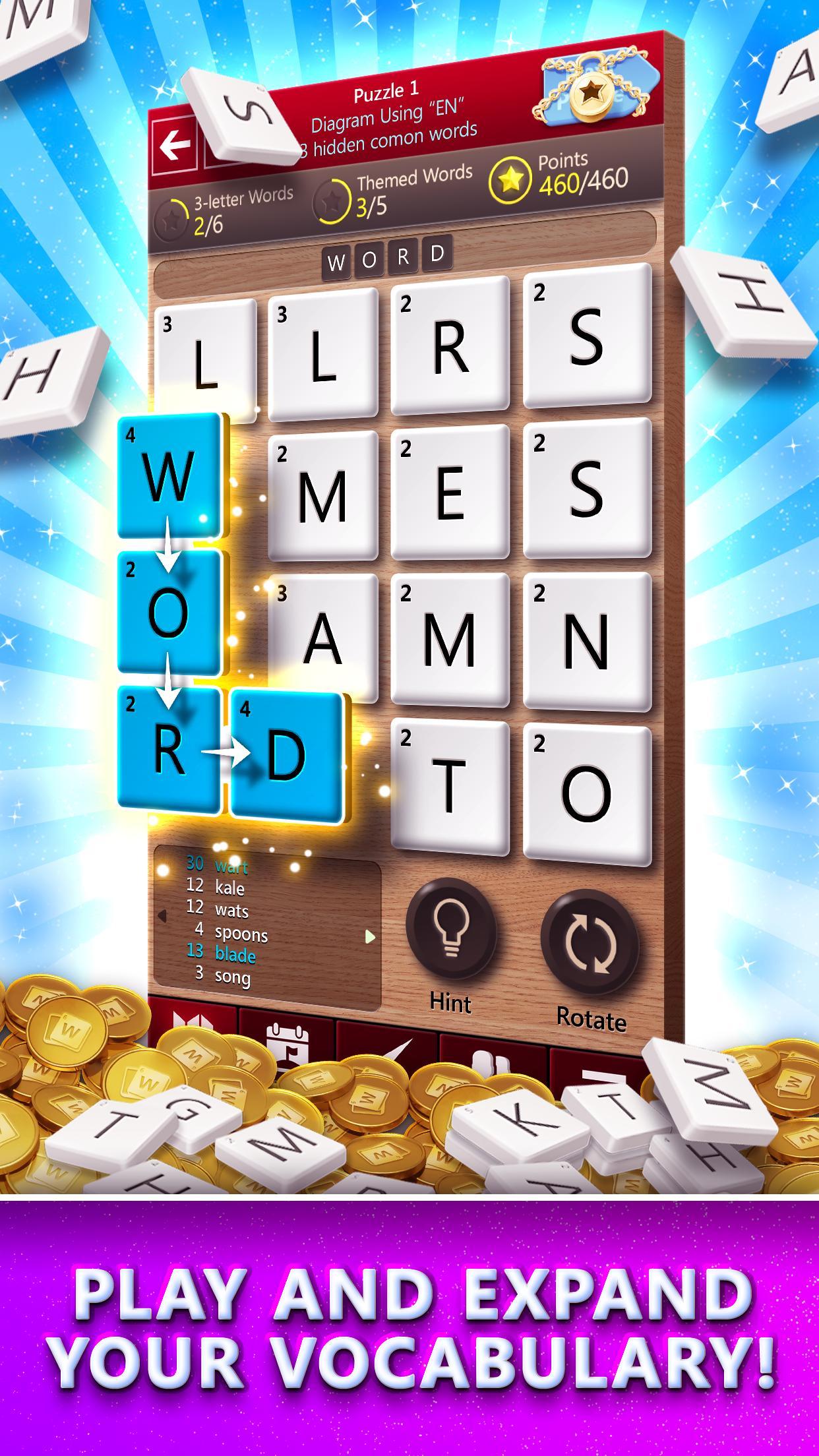 Microsoft Wordament® 3.5.8020 Screenshot 1