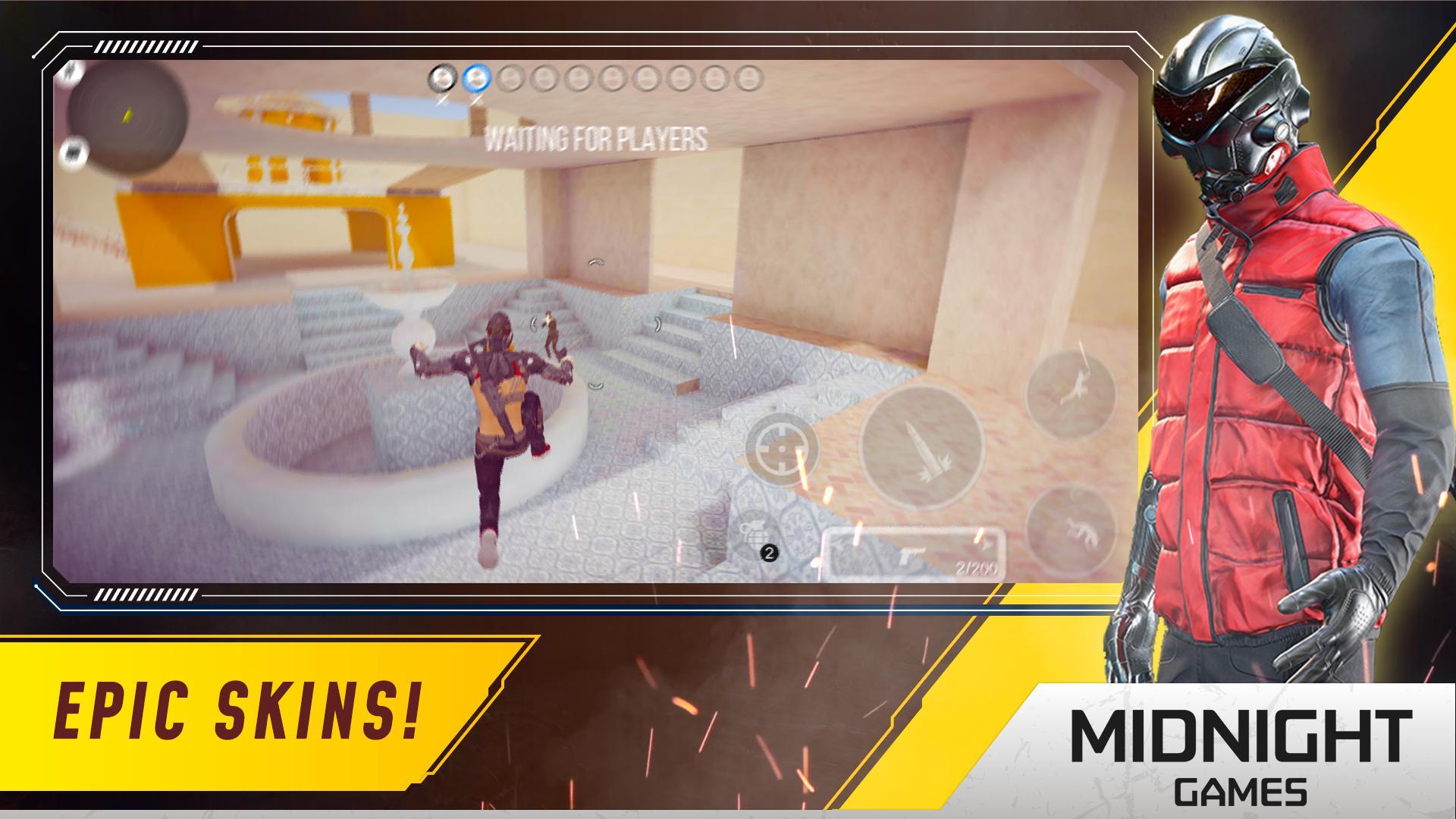 Rogue Agents Online TPS Multiplayer Shooter 0.7.75 Screenshot 2