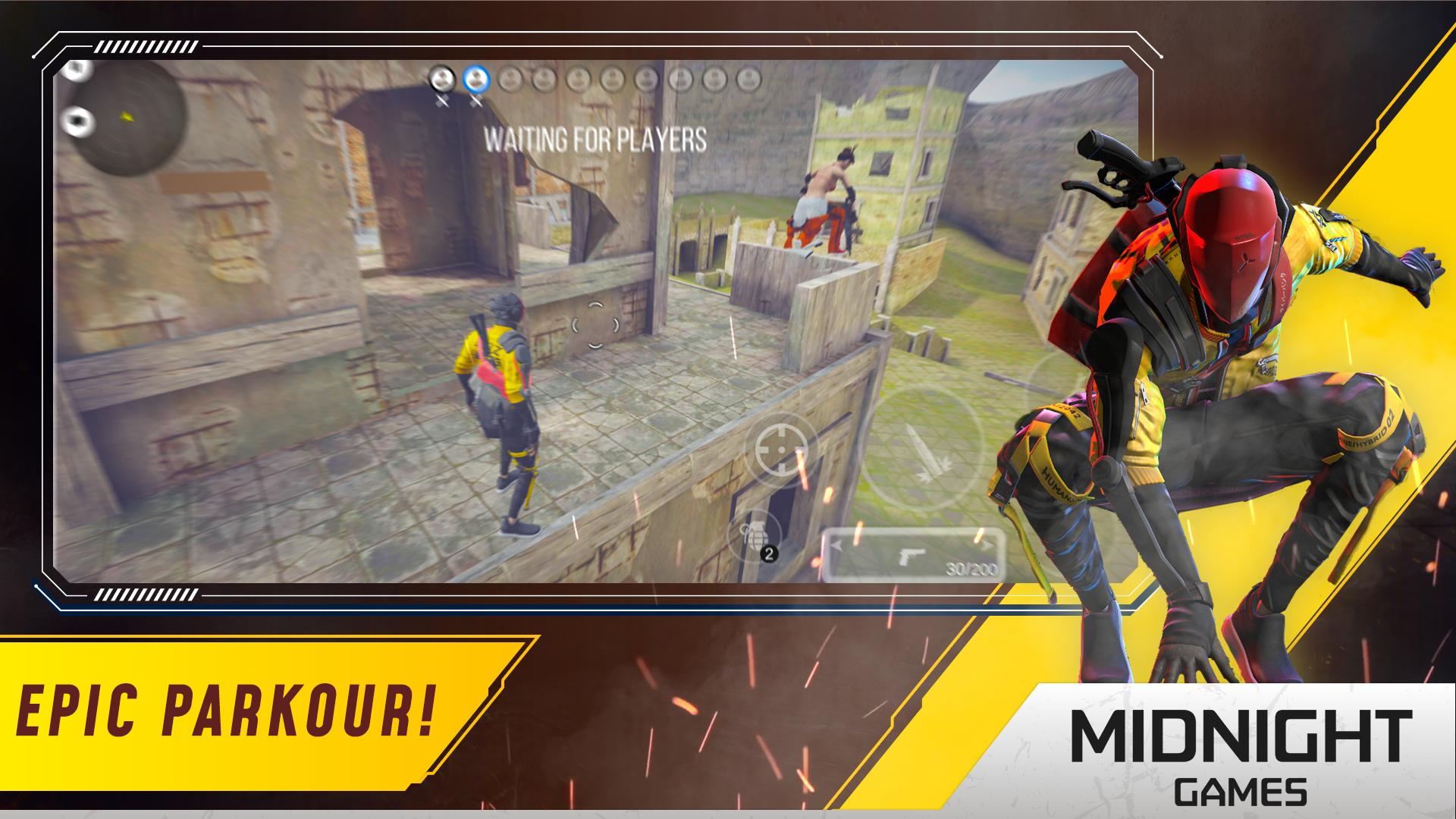 Rogue Agents Online TPS Multiplayer Shooter 0.7.75 Screenshot 4