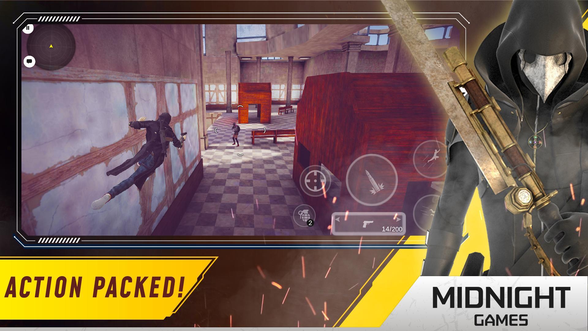 Rogue Agents Online TPS Multiplayer Shooter 0.7.75 Screenshot 5