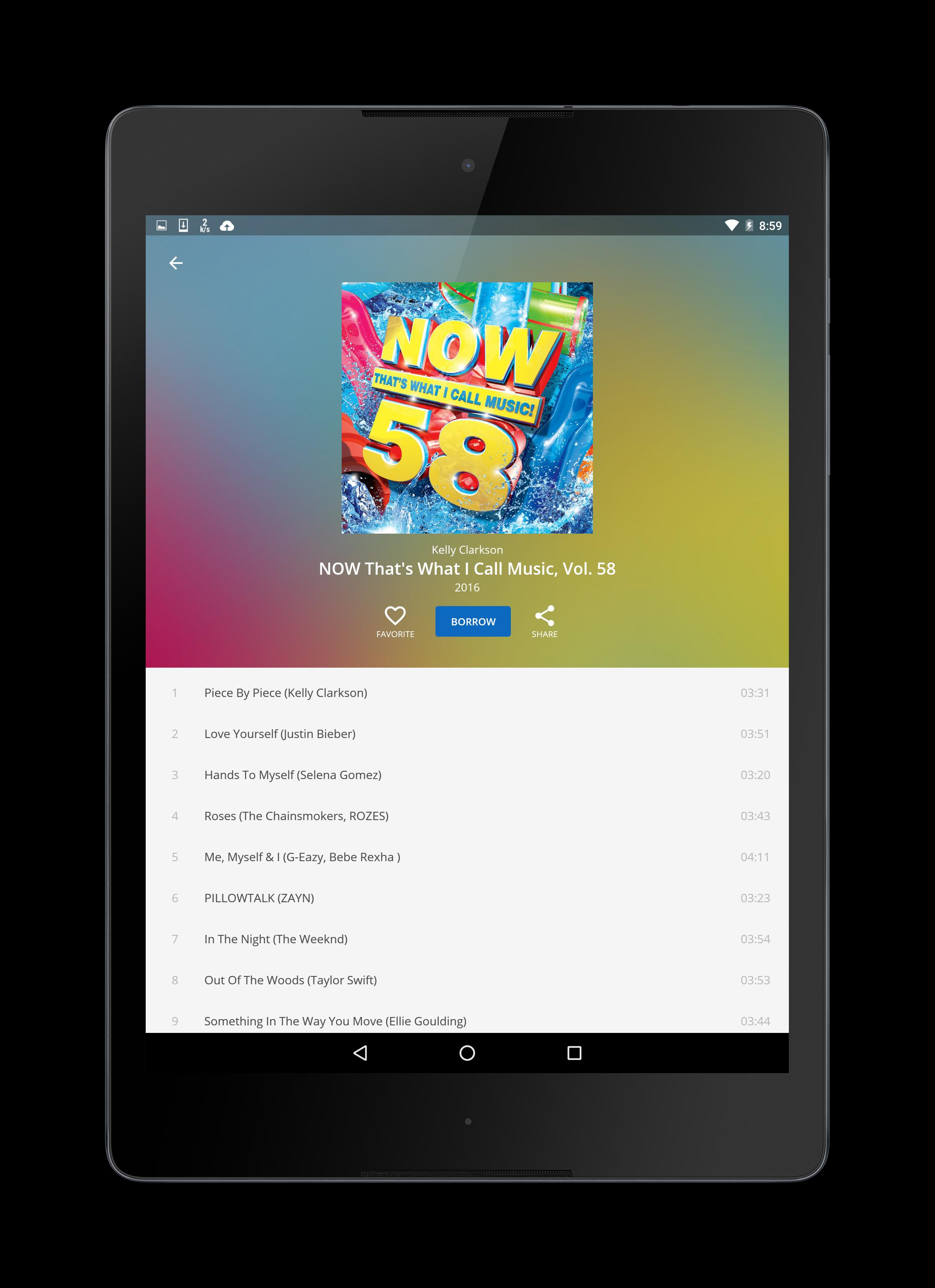 Hoopla Digital 4.32 Screenshot 10