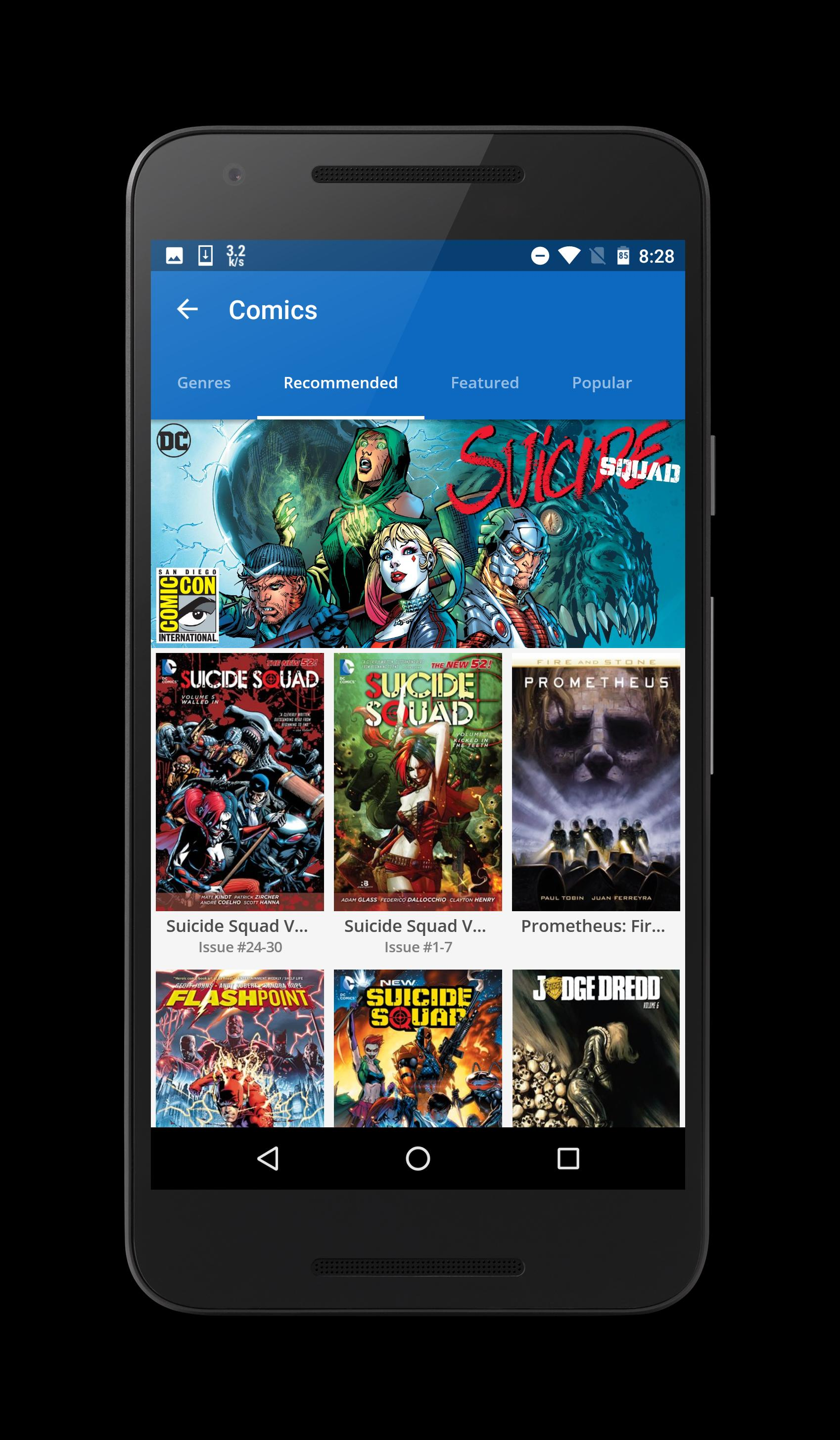 Hoopla Digital 4.32 Screenshot 2