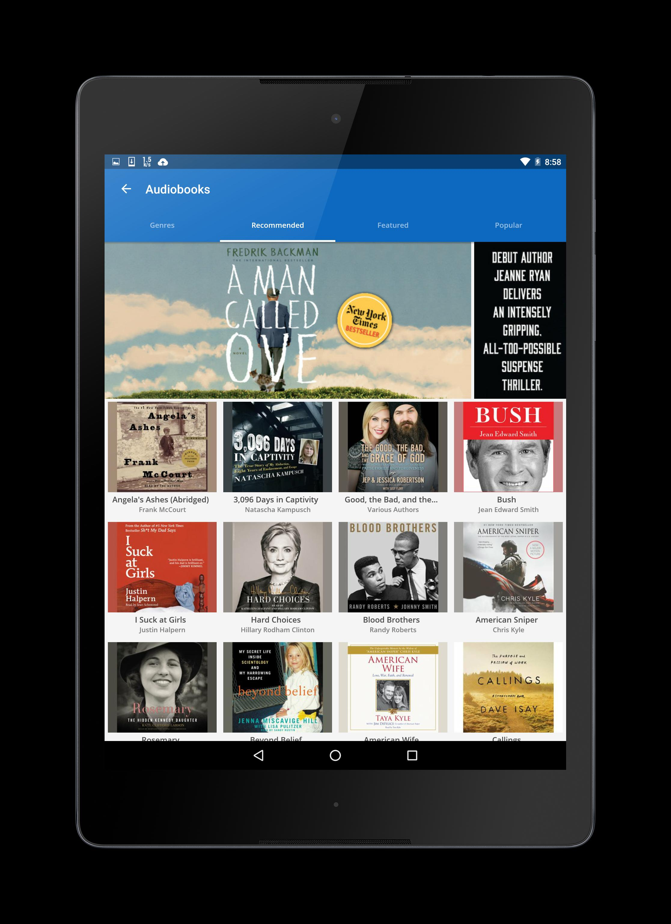 Hoopla Digital 4.32 Screenshot 7