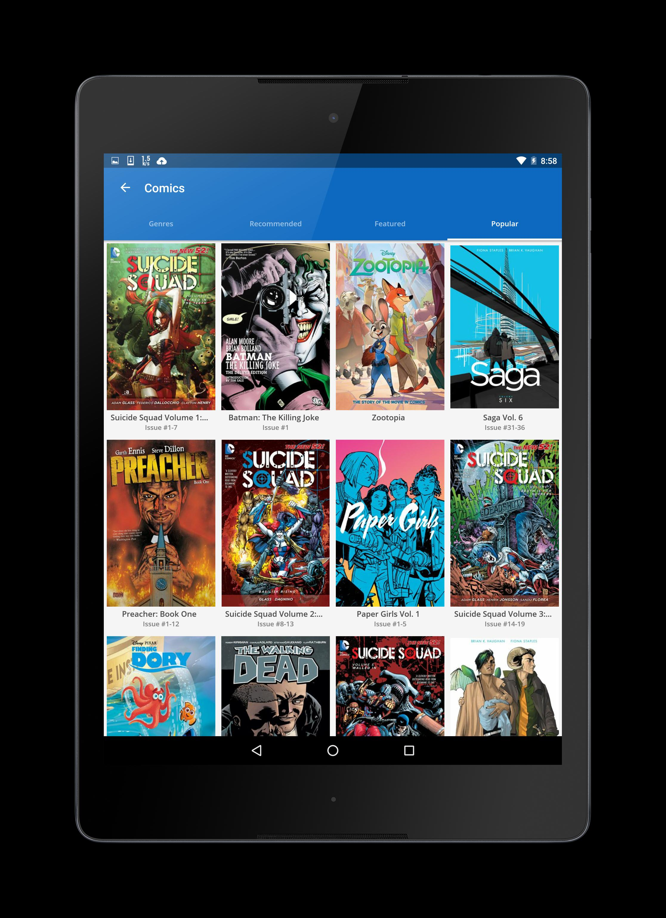 Hoopla Digital 4.32 Screenshot 8