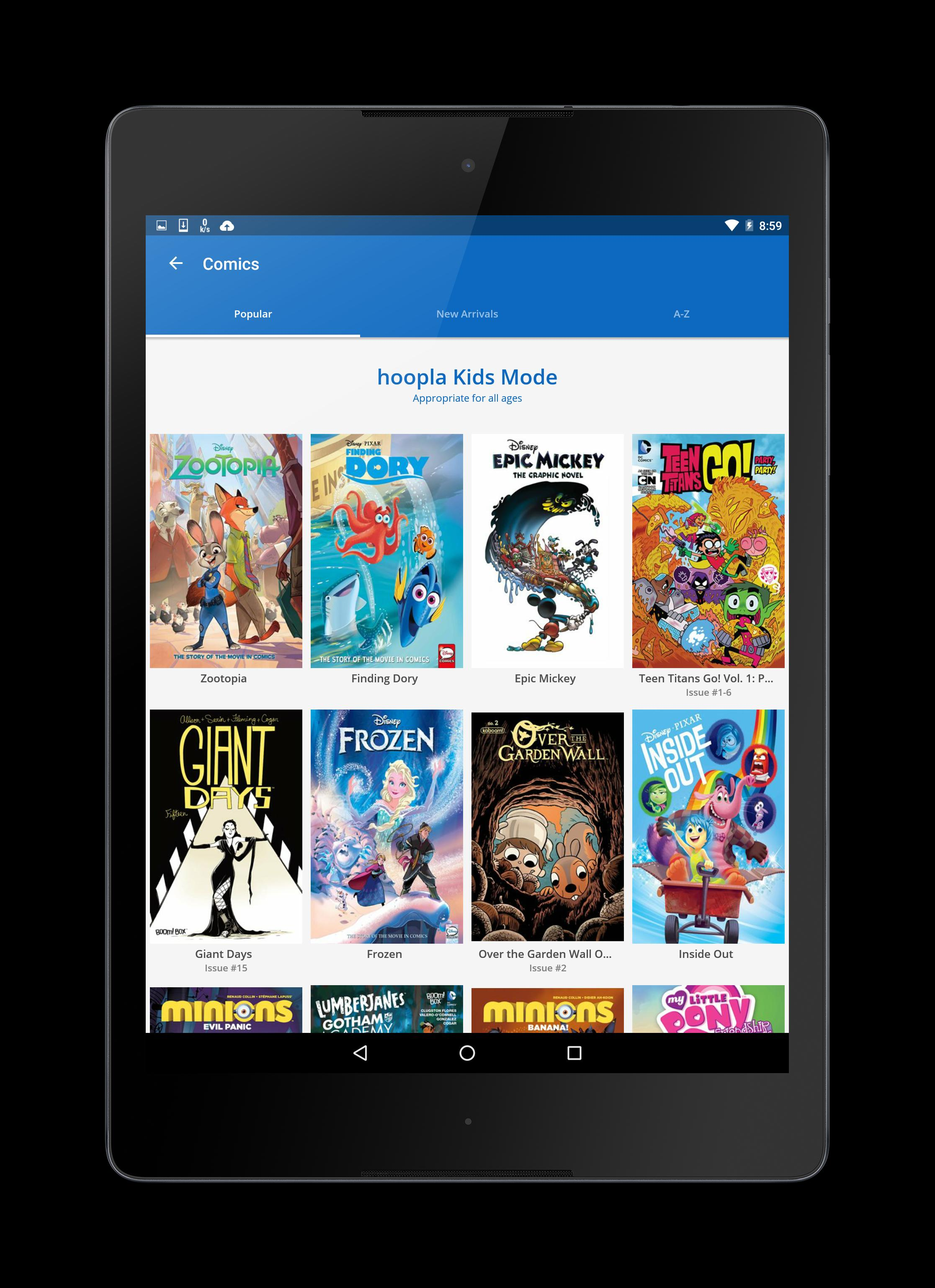 Hoopla Digital 4.32 Screenshot 9