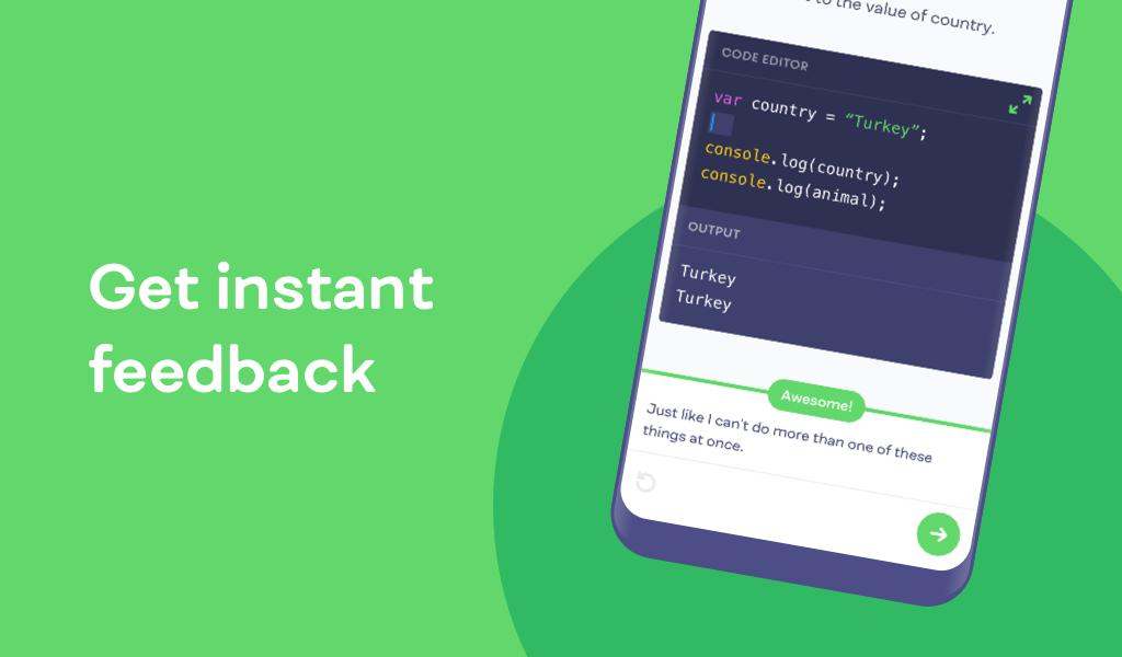 Mimo Learn to Code 2.0.2 Screenshot 6