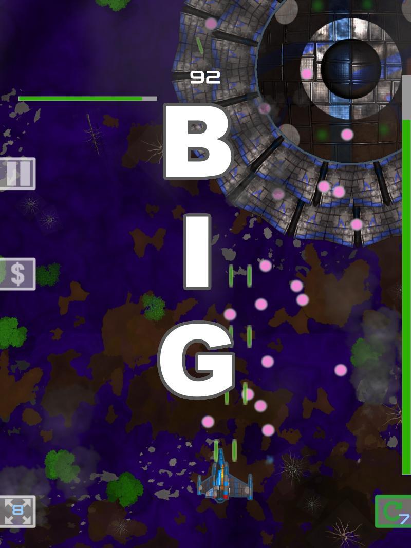 Fabian Galaxy - Alien Shooter Death Machine 1.80.0 Screenshot 11