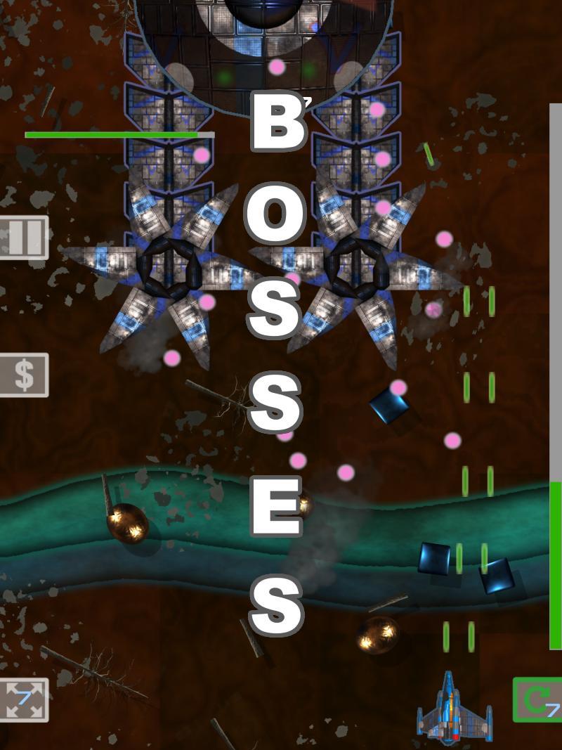 Fabian Galaxy - Alien Shooter Death Machine 1.80.0 Screenshot 12