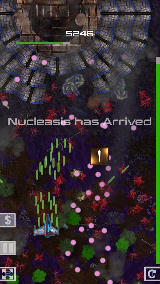 Fabian Galaxy - Alien Shooter Death Machine 1.80.0 Screenshot 2