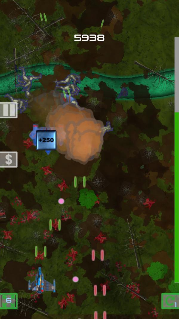 Fabian Galaxy - Alien Shooter Death Machine 1.80.0 Screenshot 3