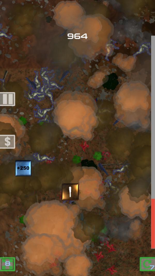 Fabian Galaxy - Alien Shooter Death Machine 1.80.0 Screenshot 4