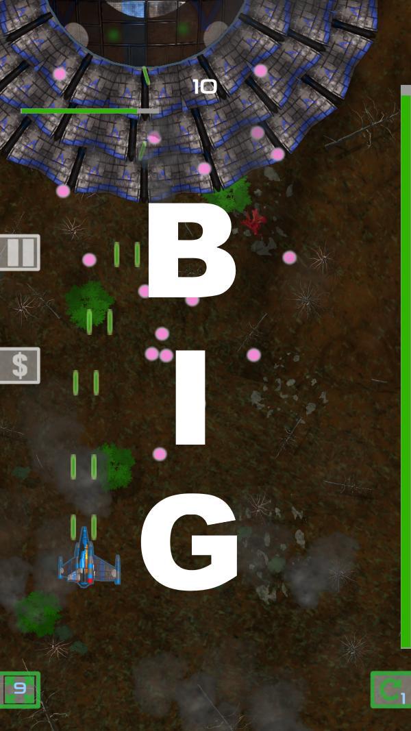 Fabian Galaxy - Alien Shooter Death Machine 1.80.0 Screenshot 5