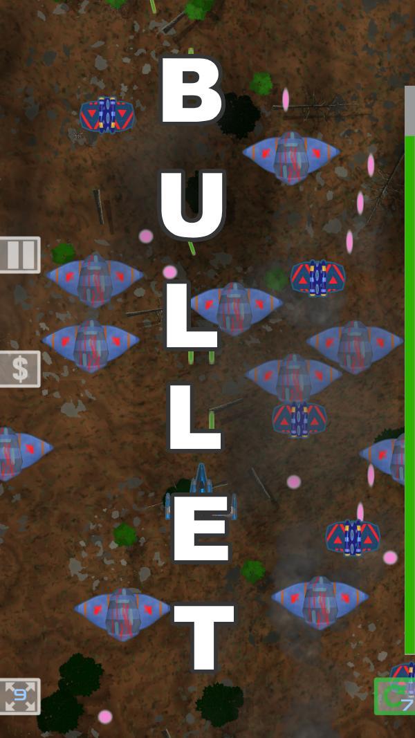 Fabian Galaxy - Alien Shooter Death Machine 1.80.0 Screenshot 7