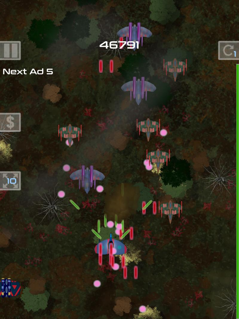 Fabian Galaxy - Alien Shooter Death Machine 1.80.0 Screenshot 9