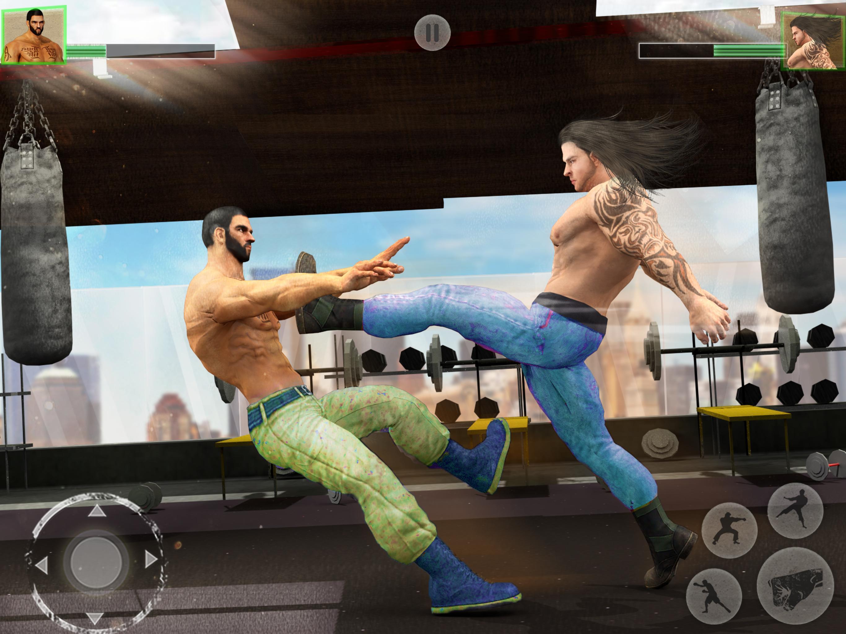 Bodybuilder Fighting Club 2019: Wrestling Games 1.1.4 Screenshot 5