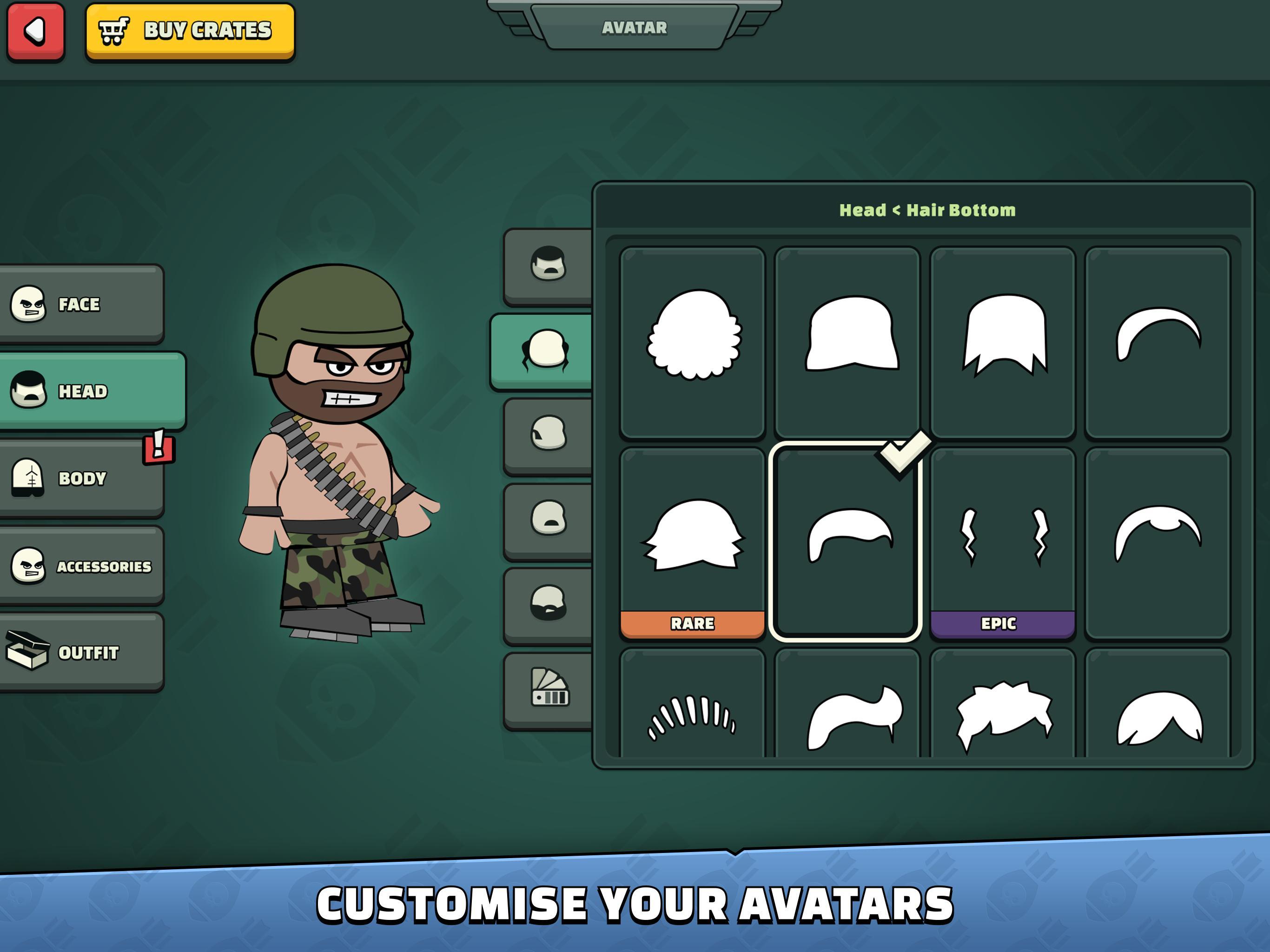 Mini Militia Doodle Army 2 5.3.2 Screenshot 11