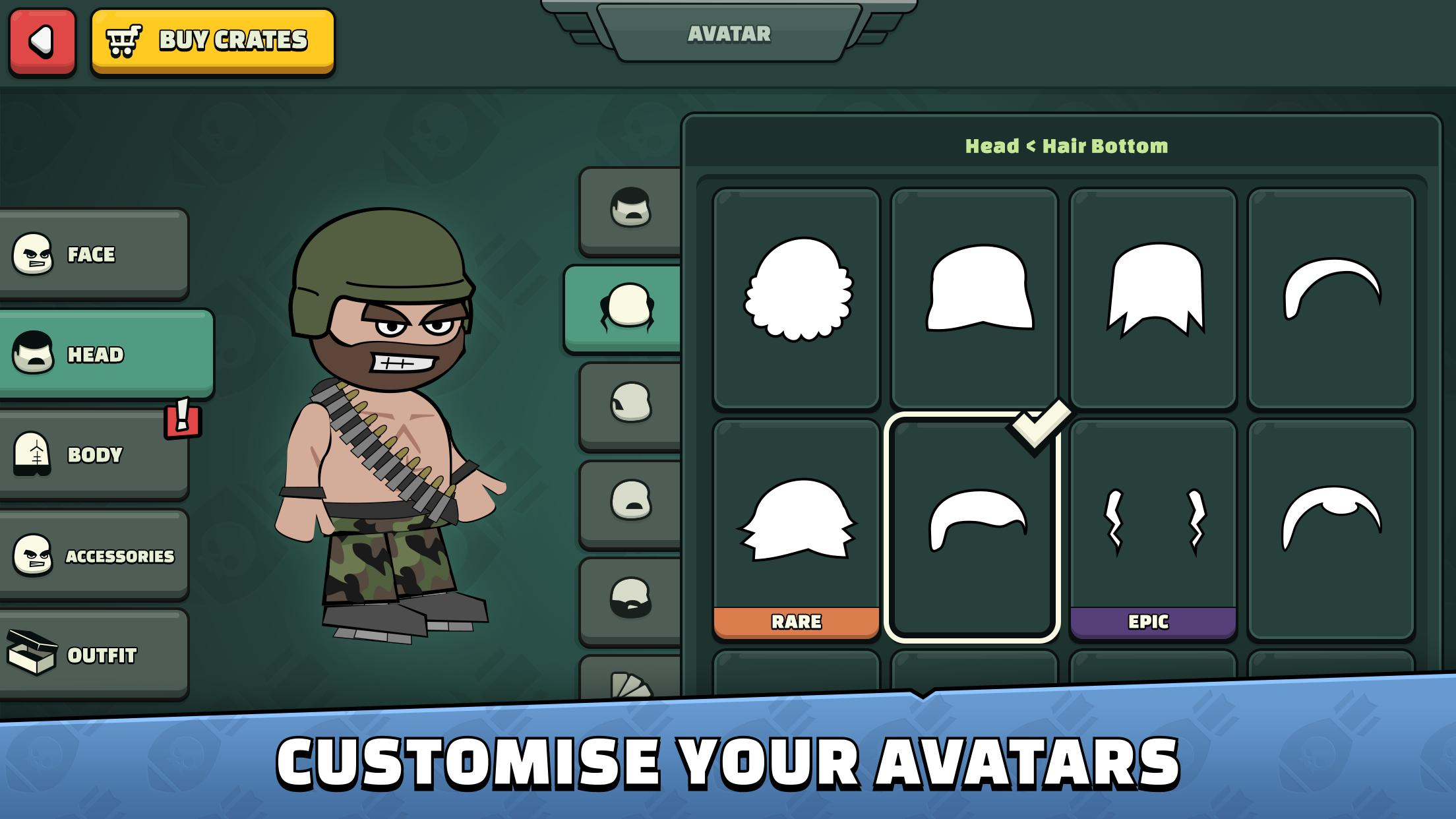 Mini Militia Doodle Army 2 5.3.2 Screenshot 4
