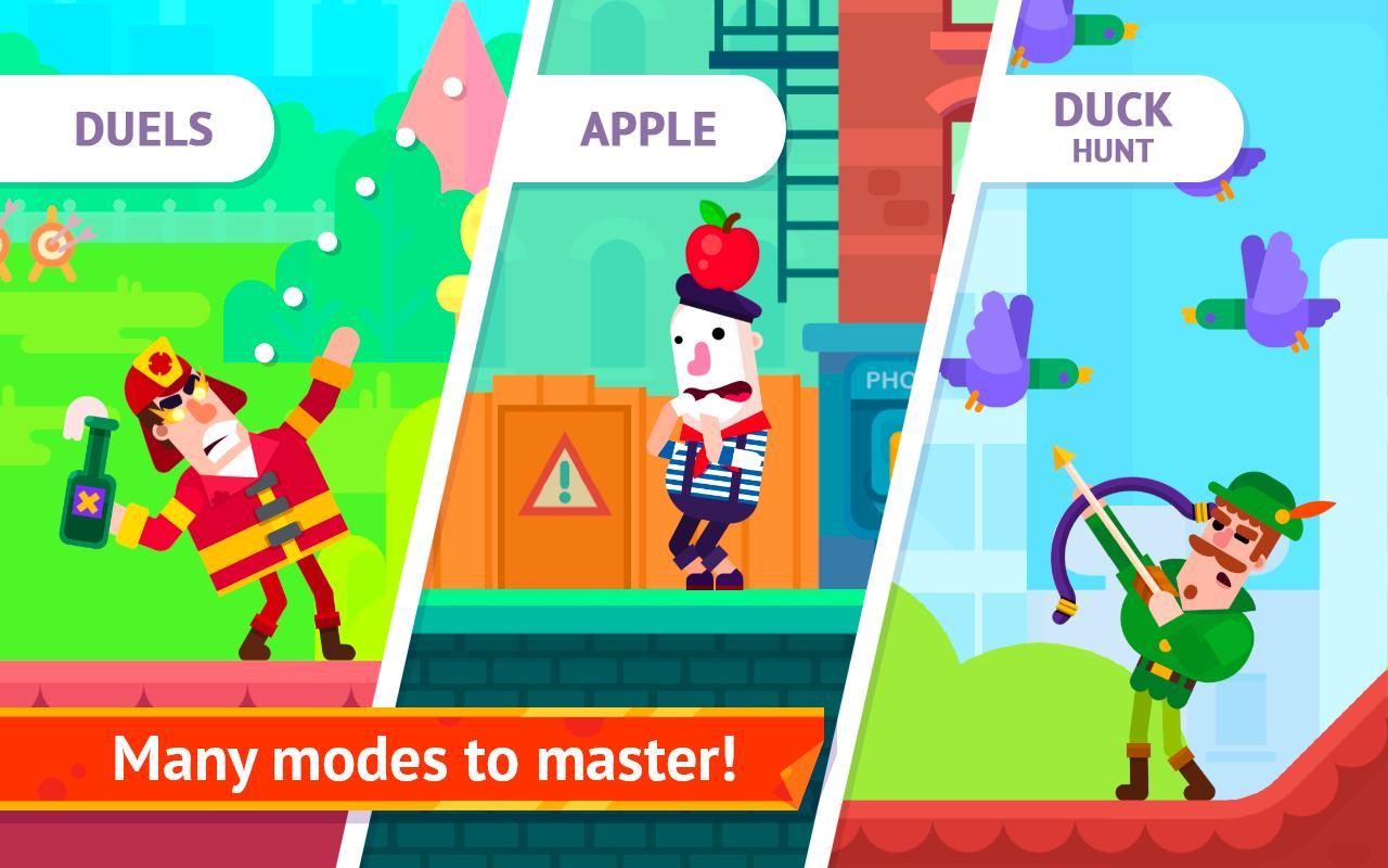 Bowmasters 2.14.7 Screenshot 5