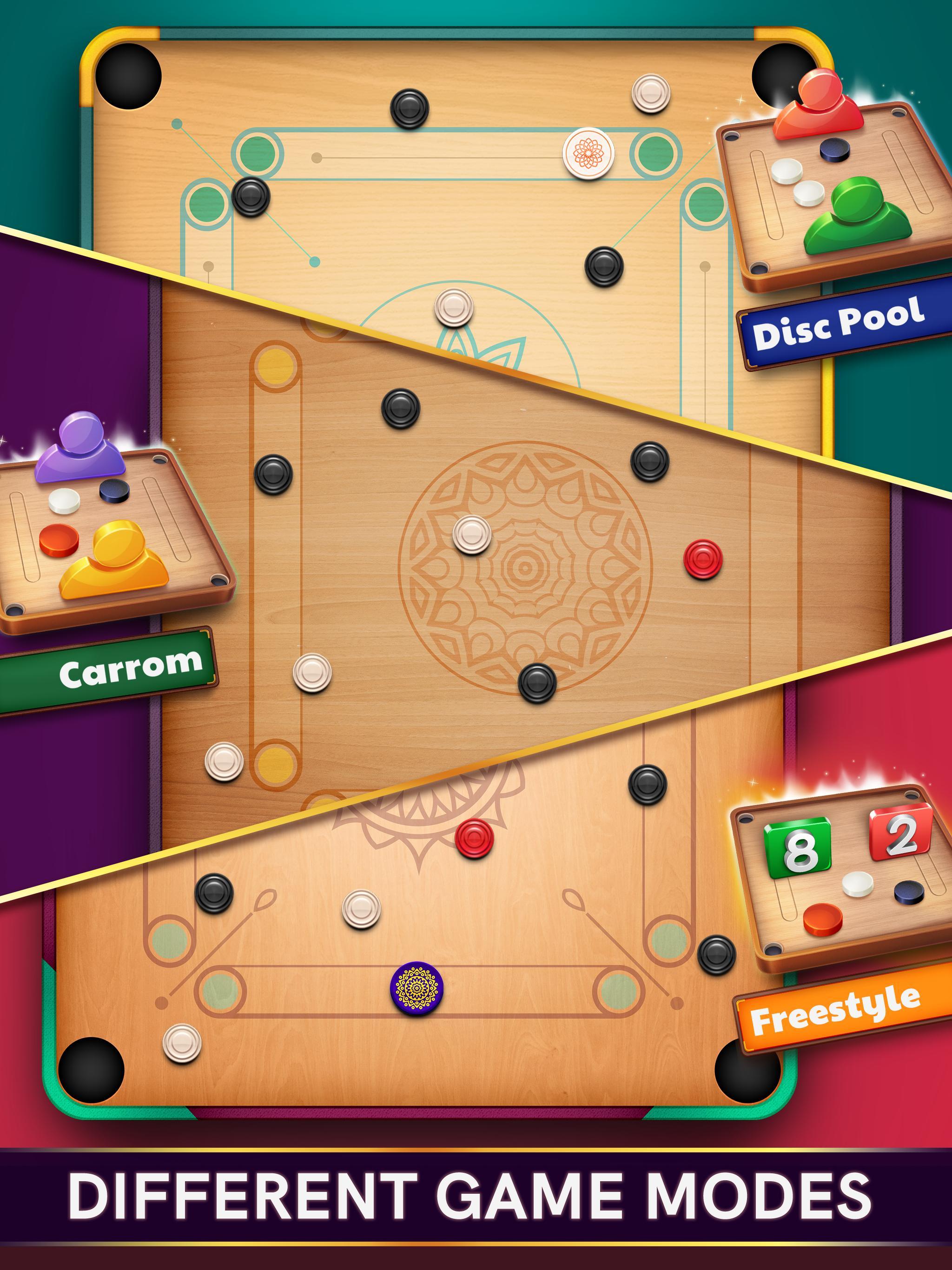 Carrom Disc Pool 2.0.1 Screenshot 17