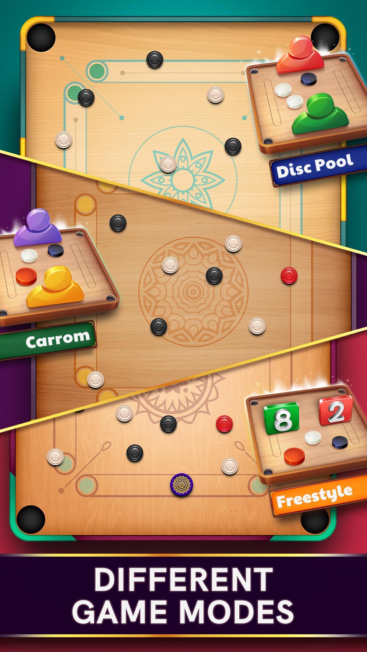 Carrom Disc Pool 2.0.1 Screenshot 3