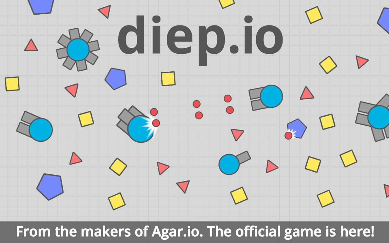 diep.io 1.2.12 Screenshot 1