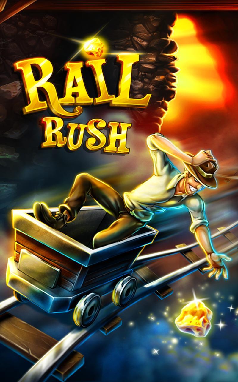 Rail Rush 1.9.18 Screenshot 1