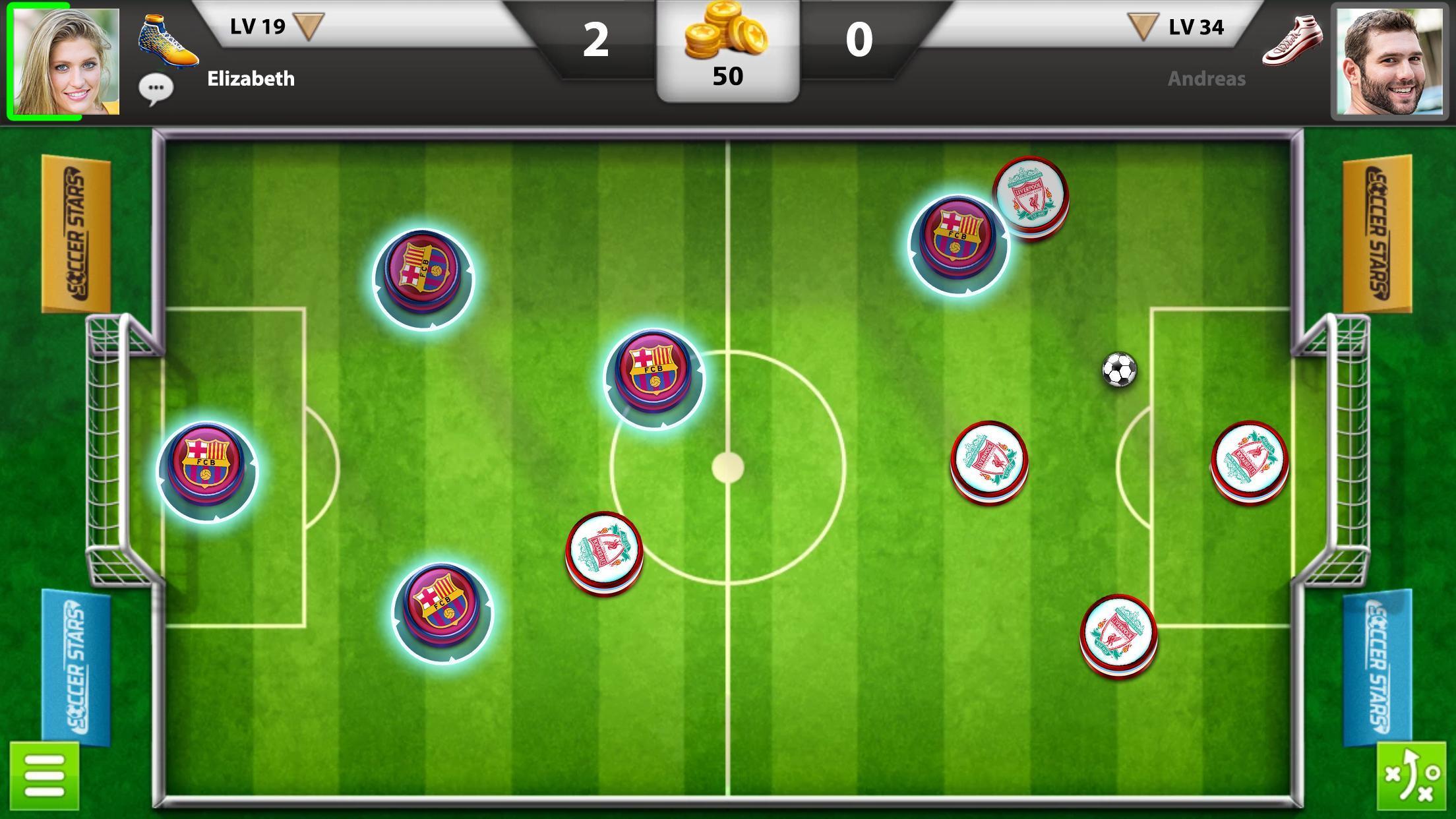 Soccer Stars 4.5.1 Screenshot 1
