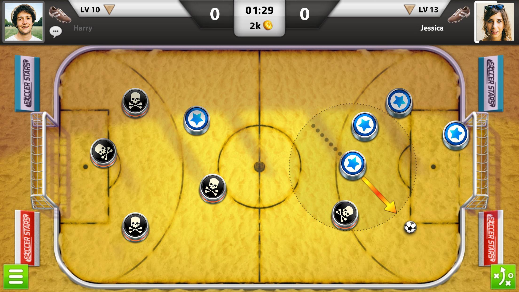 Soccer Stars 4.5.1 Screenshot 6