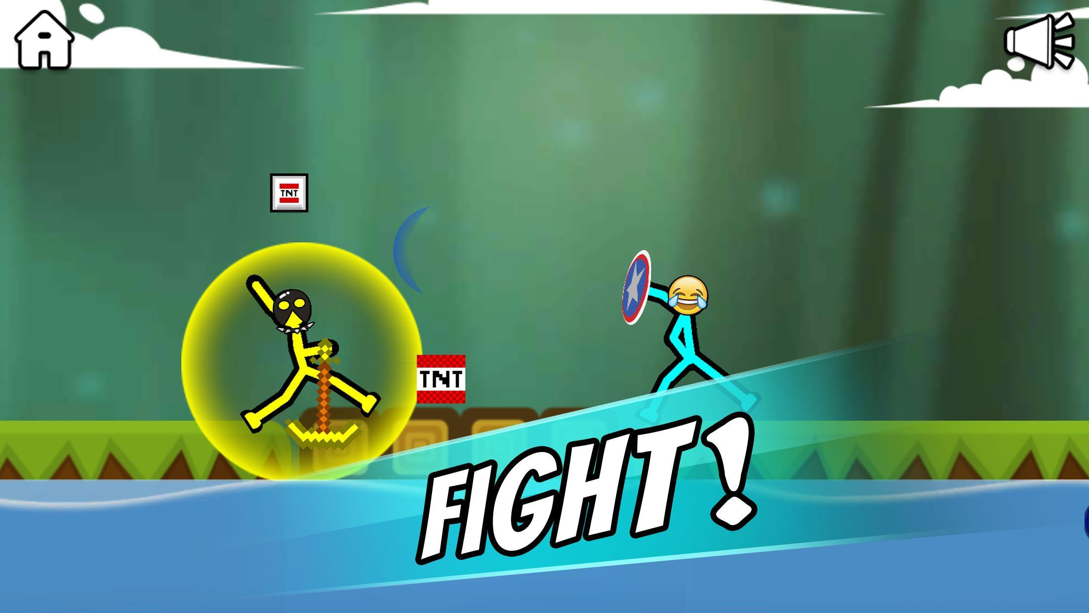 Stickman Clash 3.5.1 Screenshot 2