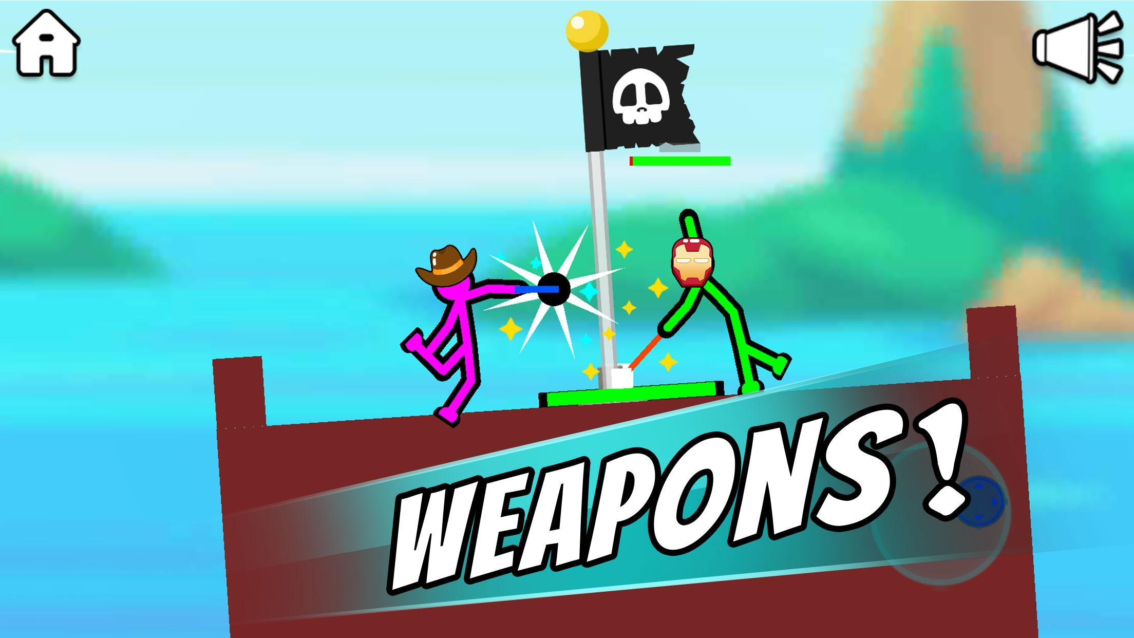 Stickman Clash 3.5.1 Screenshot 4