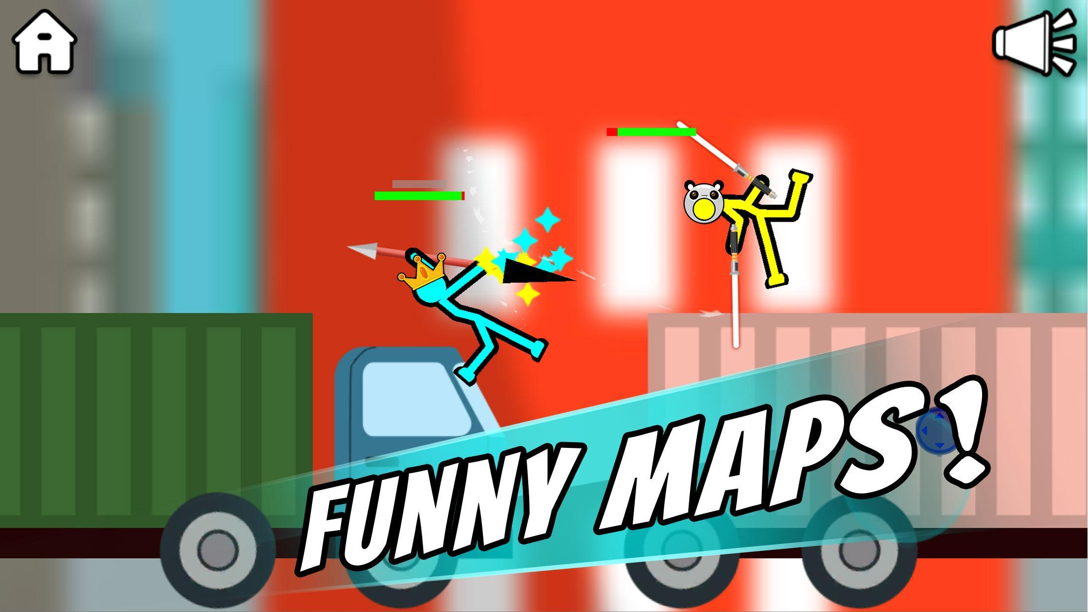 Stickman Clash 3.5.1 Screenshot 5