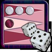 Backgammon оnline app icon