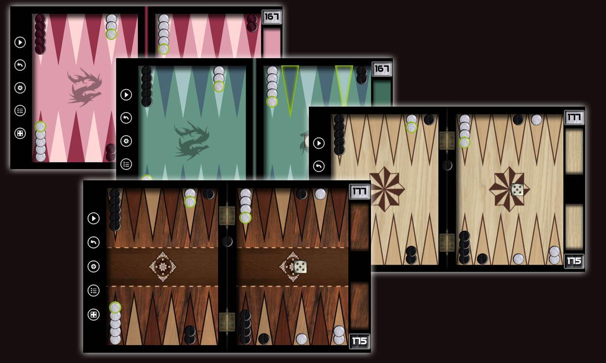 Backgammon оnline 11.8.0 Screenshot 1