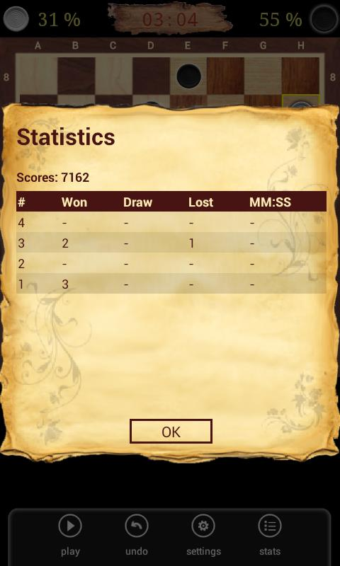 Ugolki - Checkers - Dama 10.5.0 Screenshot 4