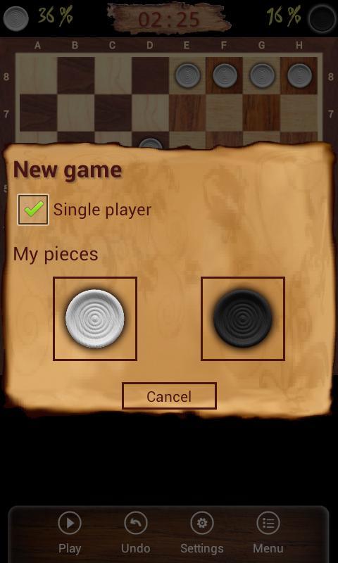 Ugolki - Checkers - Dama 10.5.0 Screenshot 5