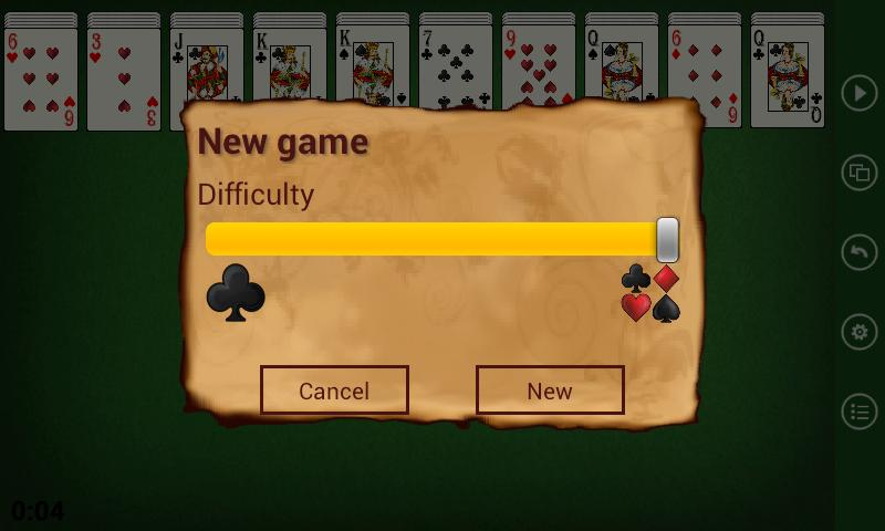 Russian Spider - Solitaire 5.5.2 Screenshot 3