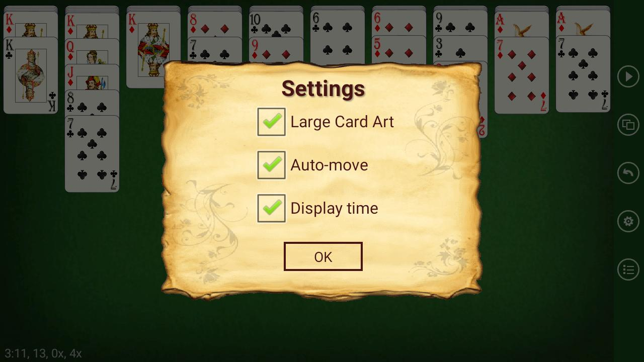 Russian Spider - Solitaire 5.5.2 Screenshot 5