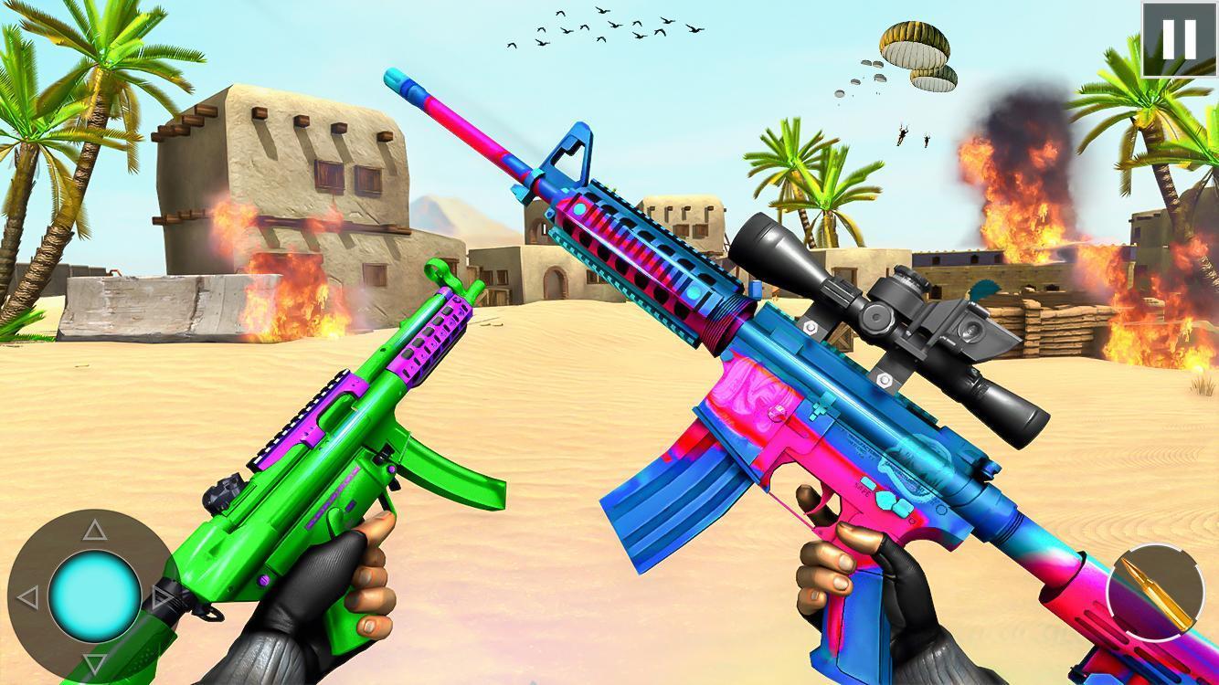 Fps Shooting Strike - Counter Terrorist Game 2019 1.0.24 Screenshot 10